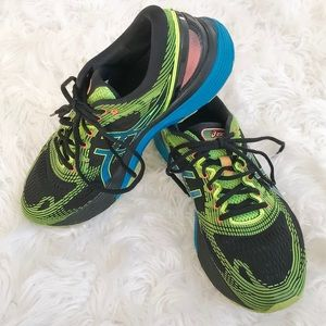 Asics Gel Nimbus 21 Flyte Foam Running Sneakers 10